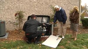 install residential generators